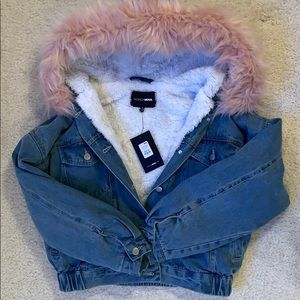 NWT Fashion Nova Jacket XS